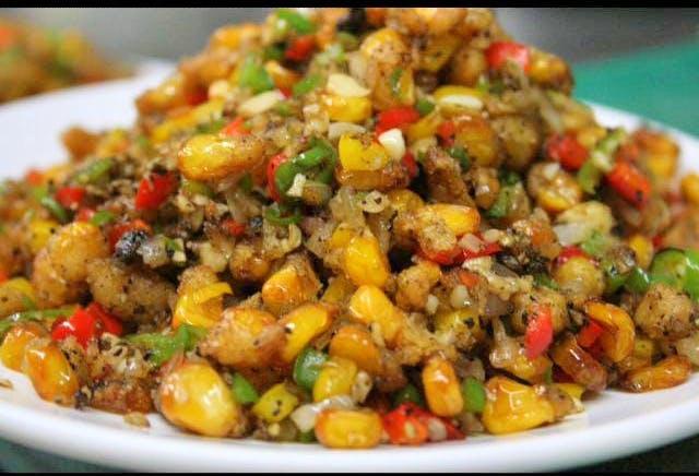 Crispy corn your veg recipe crispy corn forumfinder Gallery