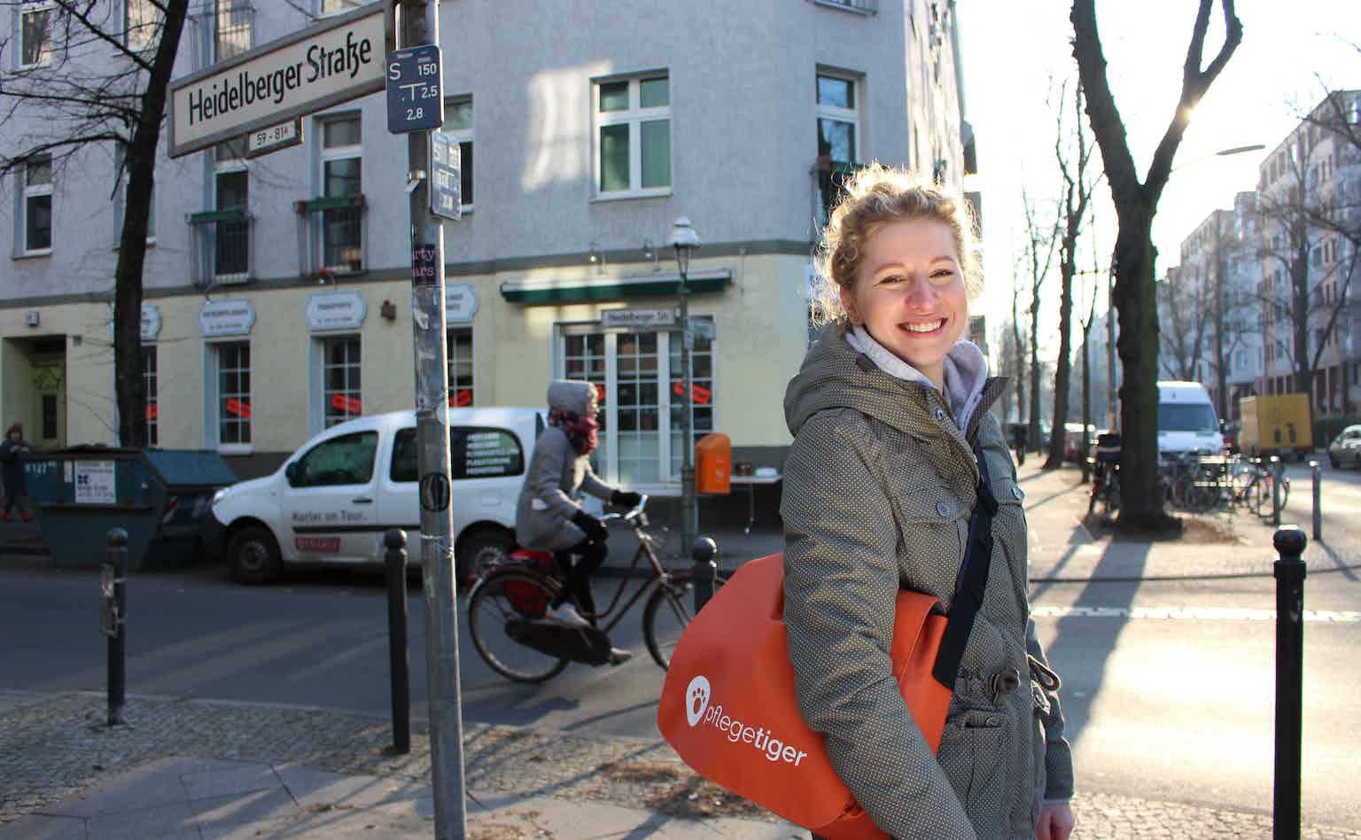 Ambulanter Pflegedienst In Berlin Pflegetiger