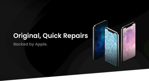 Original, Quick iPhone Screen Repairs, Mac Repairs, Apple Authorized