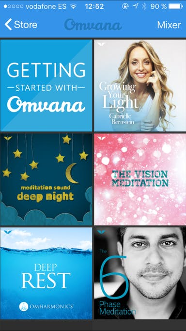 Meditation And Mindfulness Apps - Zenify, Headspace, Calm