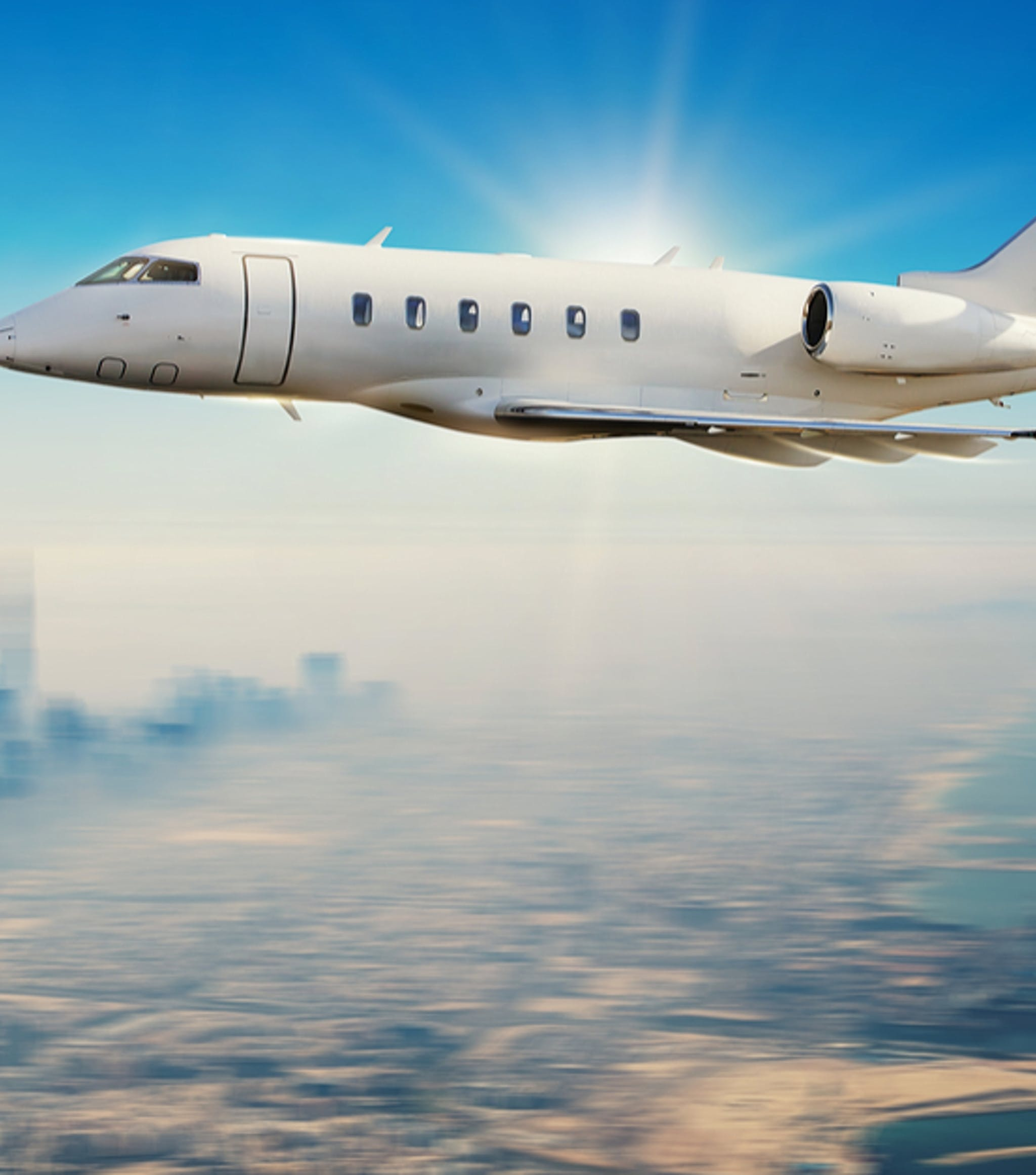 THE WORLDS PRIVATE JET CHARTER MARKETPLACE