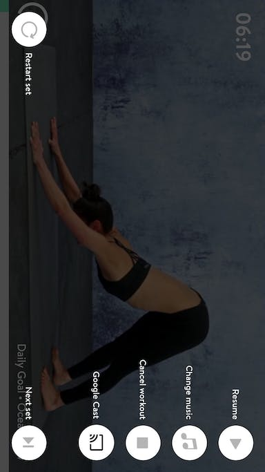 Apps for Yoga and Pilates