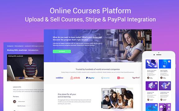 Courses like Udemy Template | Bubble