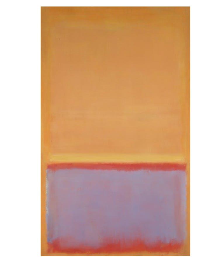 Math Rothko Untitled