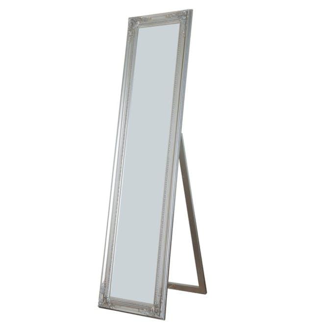 Isla Full-Length Wooden Mirror