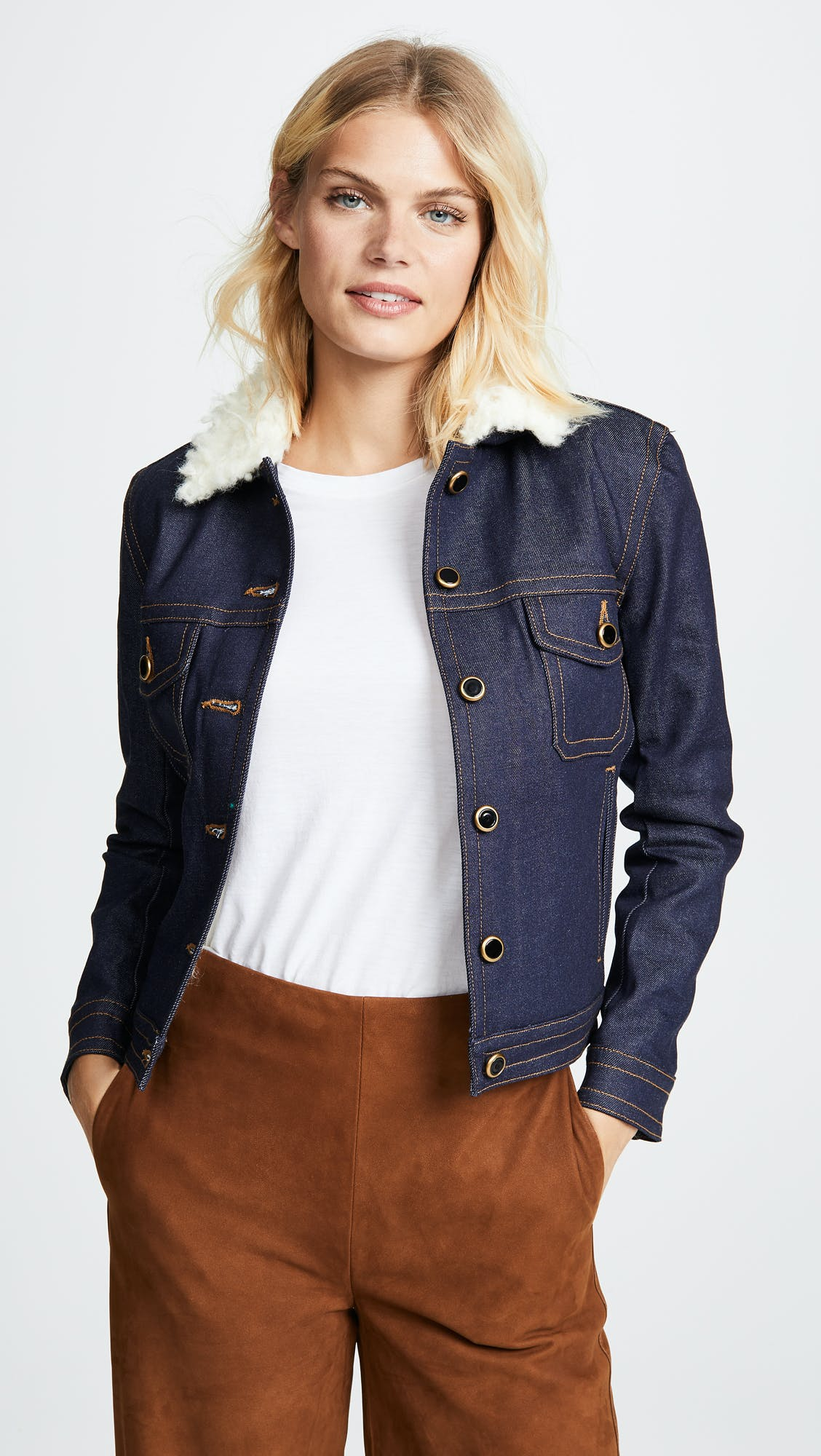 Sherpa Laura Jacket