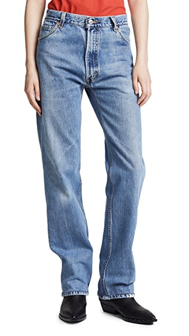 The Loose Jeans