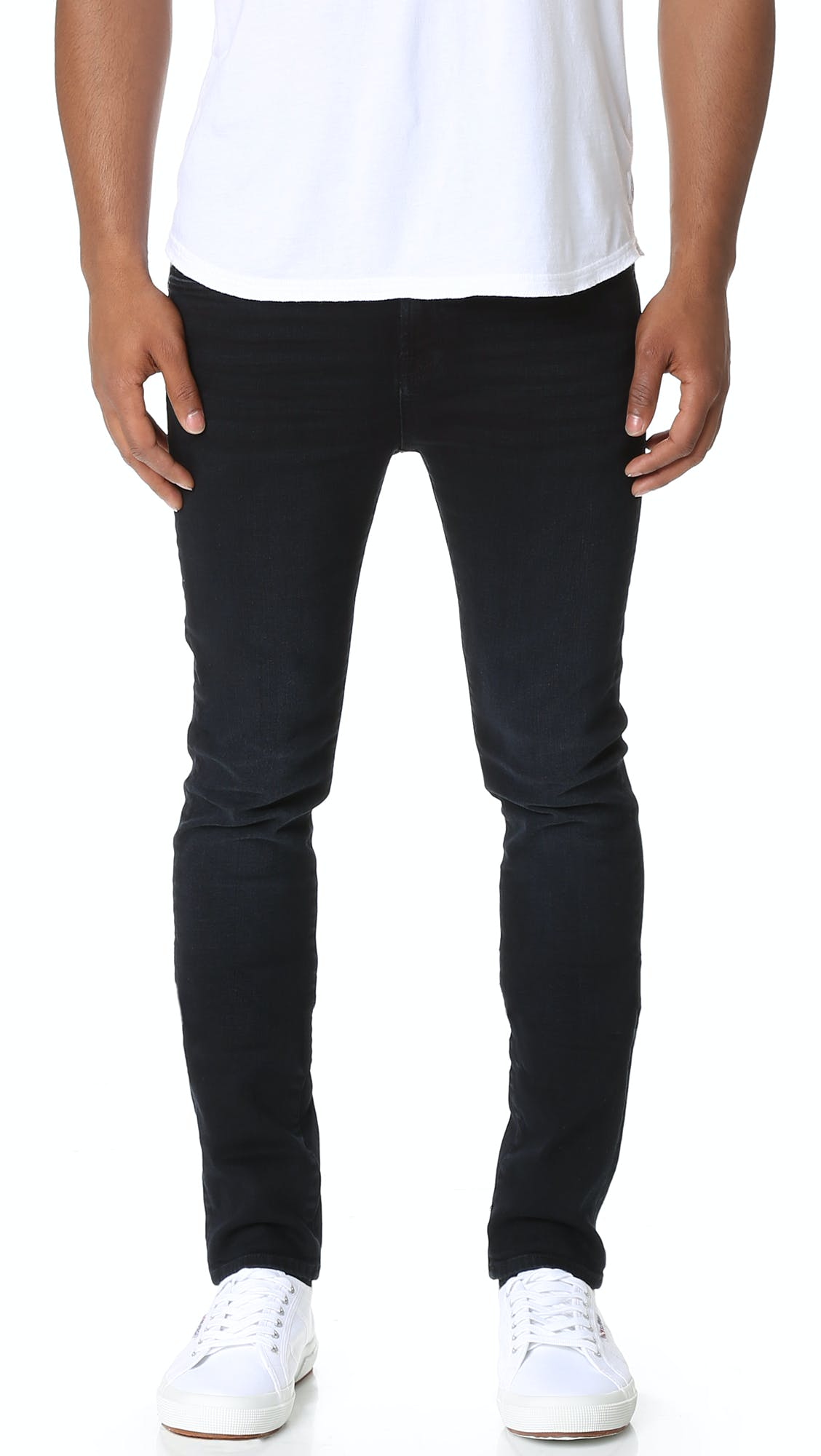 Paxtyn Tapered Luxe Performance