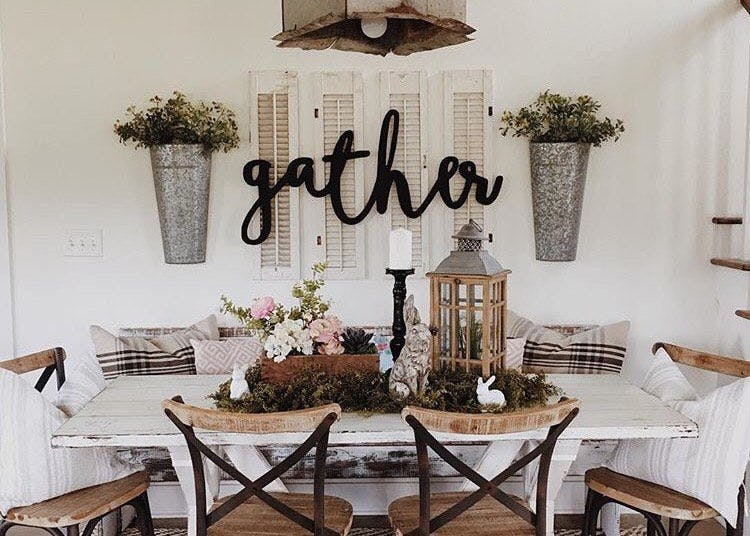 The Best Dining Room Wall Decor June 2020 Your Guide To A Chic Dining Room