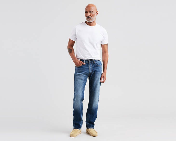 levis 505 stretch
