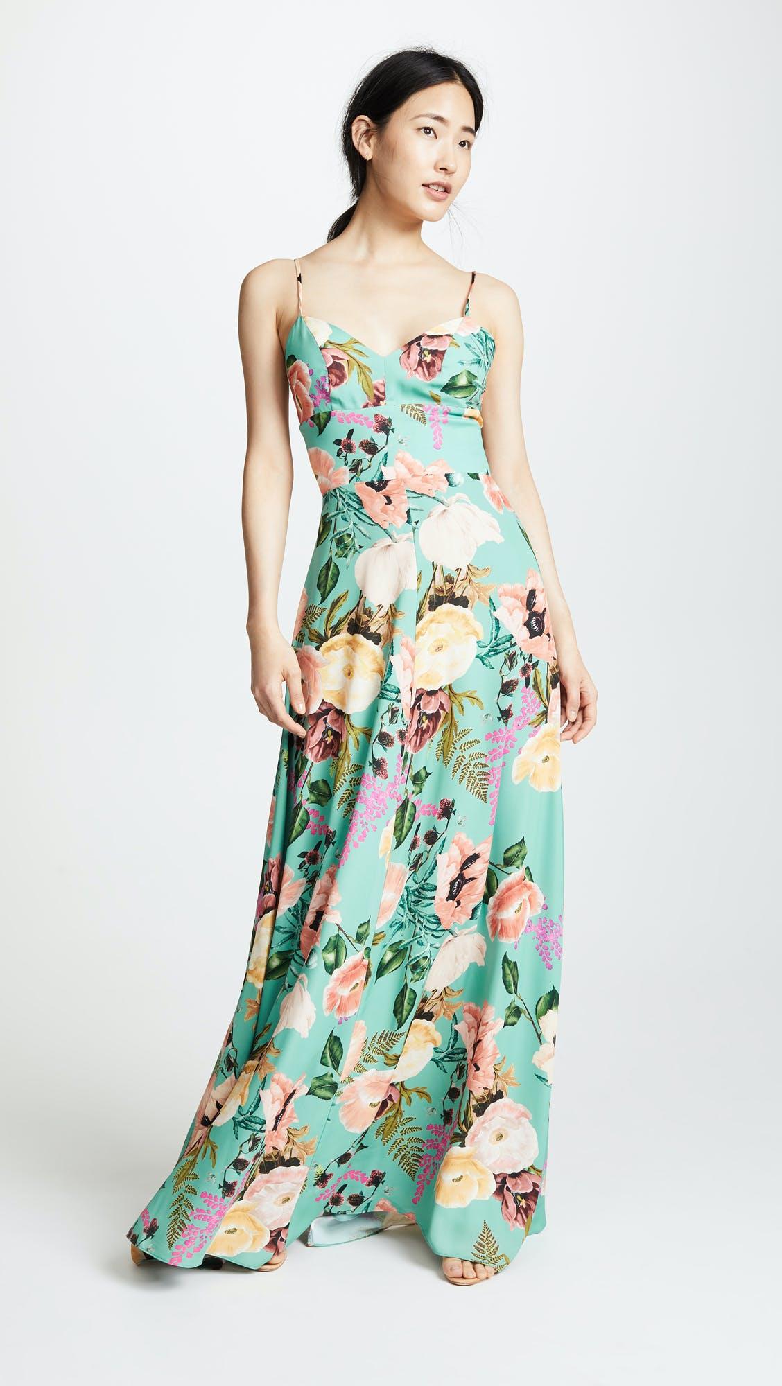 Sunrise Maxi Dress