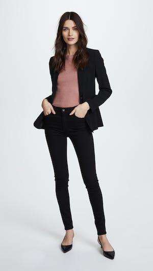 Superior Stretch Farrah High Rise Jeans