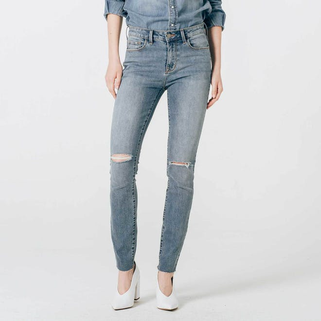 High Rise Skinny Medium Vintage