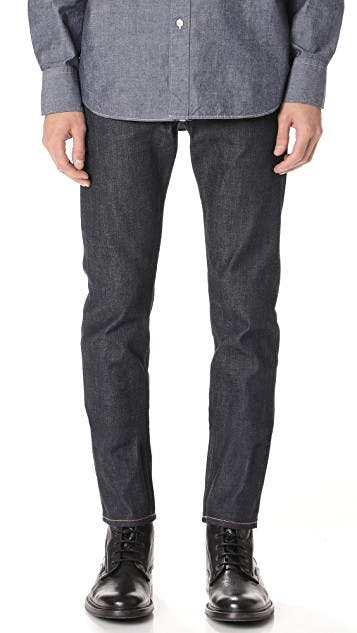 Fit 2 in Raw Selvedge