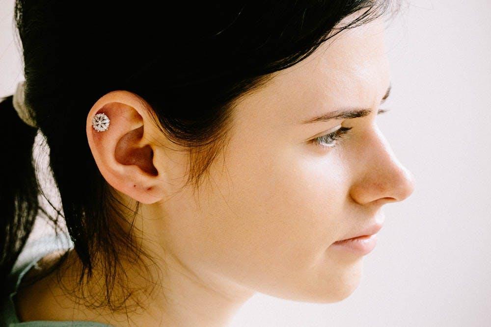 gold, earring, jewelry, storeenvy