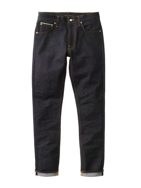 nudie jeans, nudie denim, lean dean jeans, dry denim, japanese denim, raw jeans, denimblog