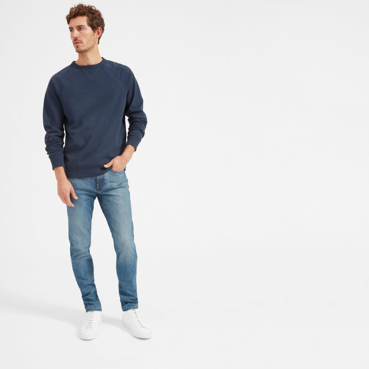 everlane, everlane jeans, everlane denim, japanese denim, slim fit jeans, straight jeans, denimblog, denim blog