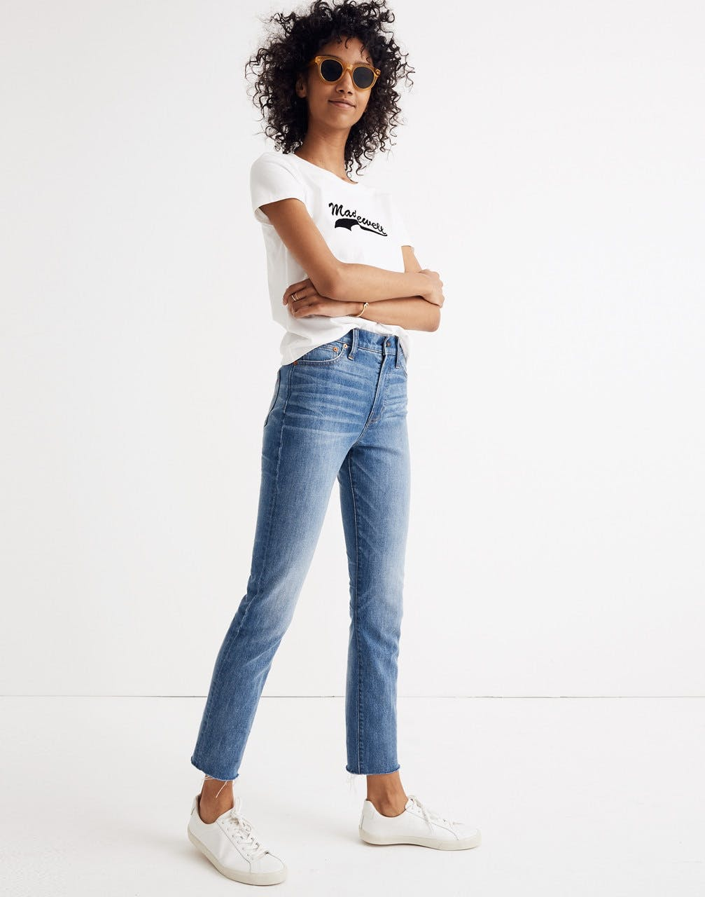 The Perfect Vintage Jeans