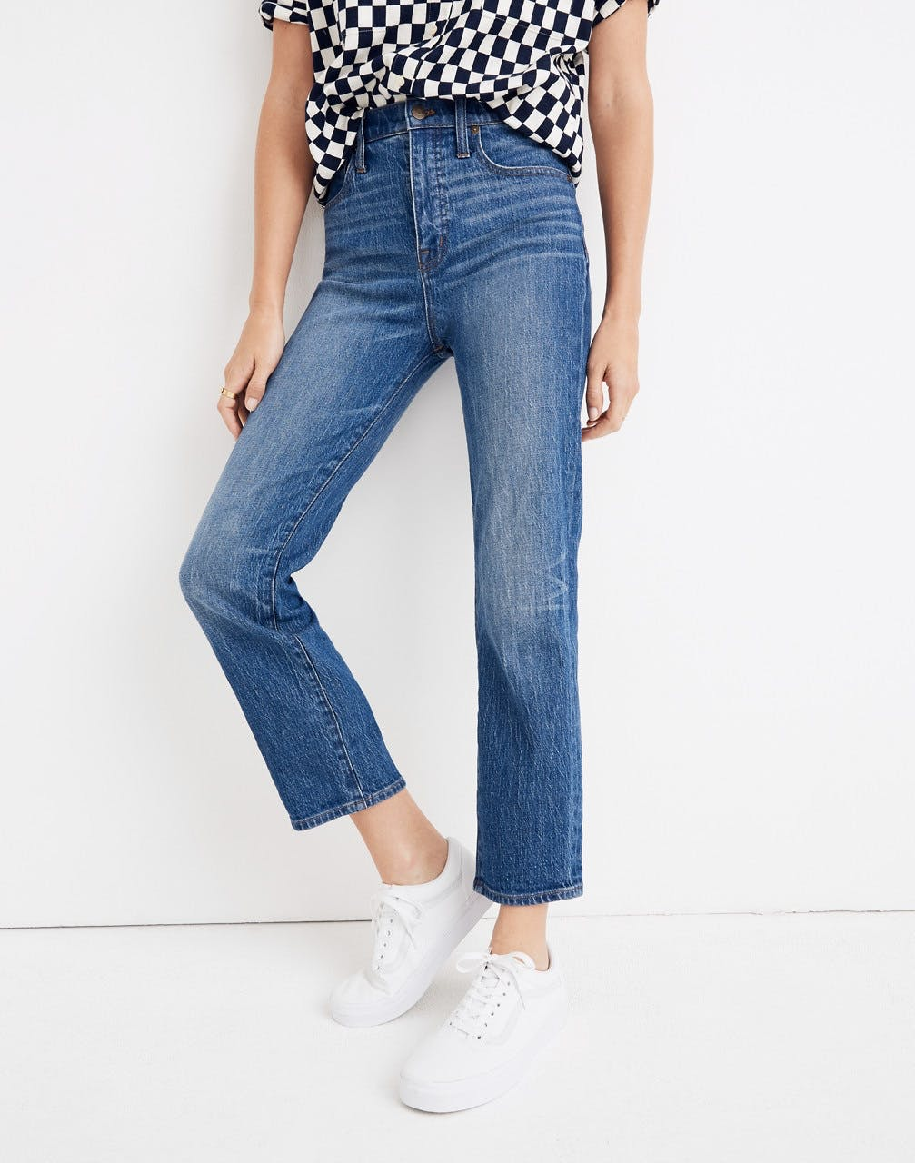 The Classic Straight Jeans