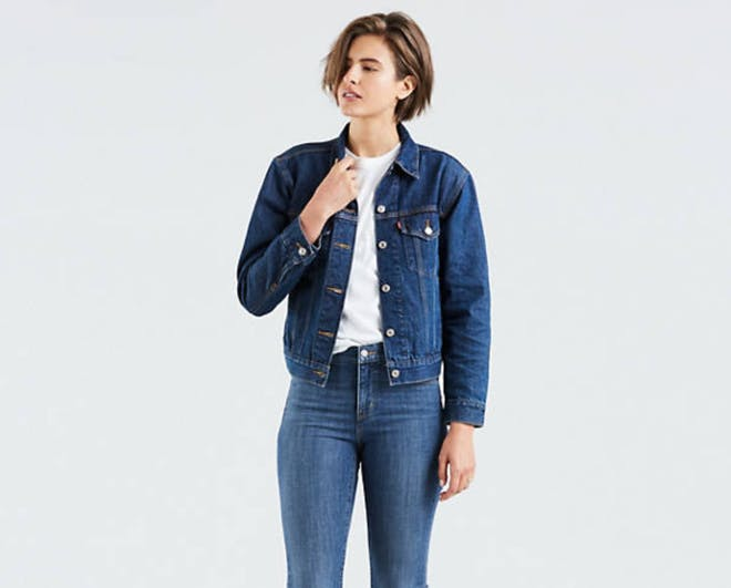 Exboyfriend Trucker Jacket