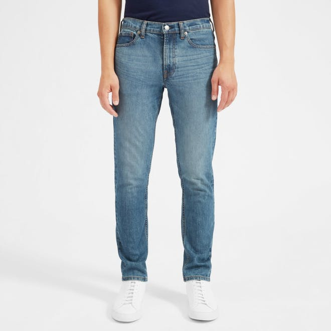 Everlane The Slim Fit blue Denim jeans