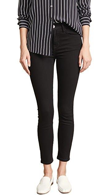 The High Waist Stiletto Jeans