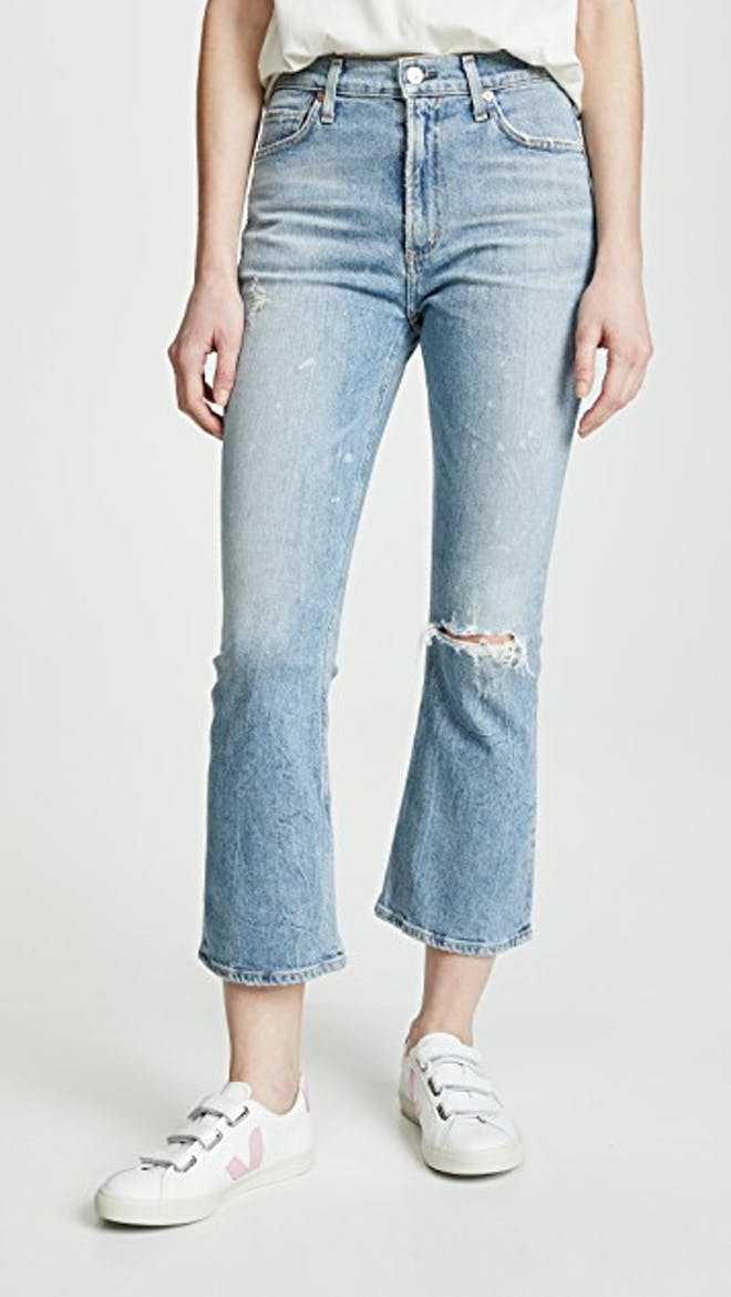 The Demy Cropped Flare