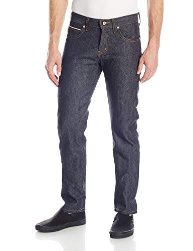 Men's Super Guy Jean In Left Hand Twill Selvedge