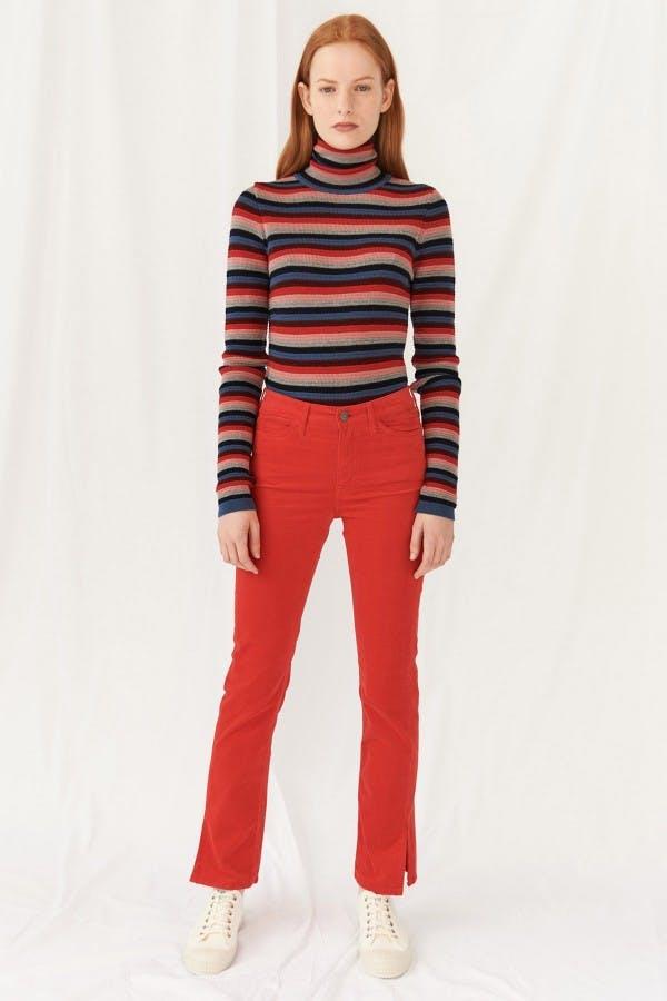 The Daily Velvet Jeans