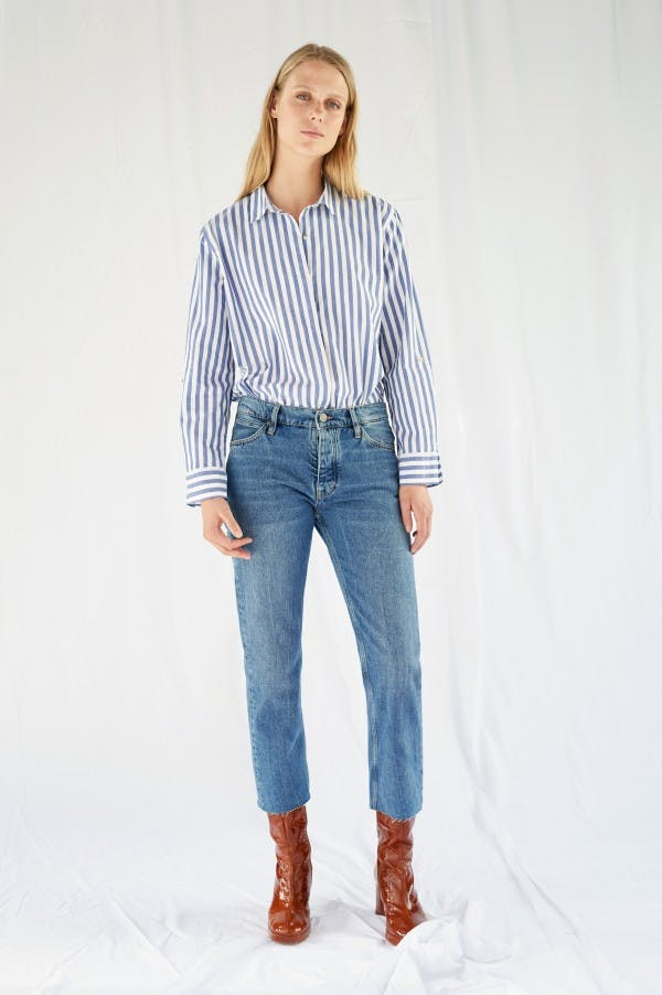 The Phoebe Crop Jeans