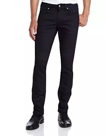 Skinny Guy Skinny Leg Power Stretch Jean in Indigo