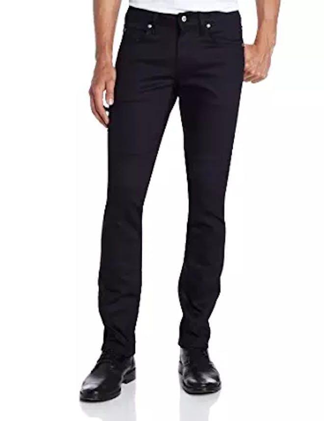 Skinny Guy Skinny Leg Power Stretch Jean in Indigo