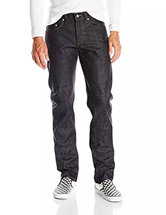 Men's Weird Guy Deep Indigo Rigid Selvedge Jean