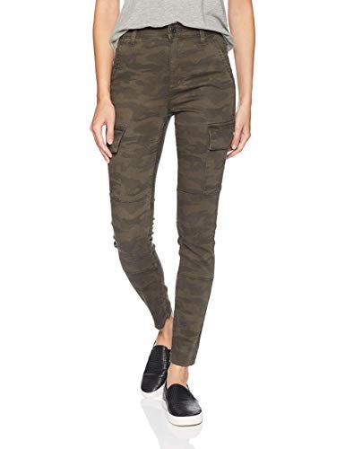 Women's Charlie High Rise Skinny Ankle Cargo