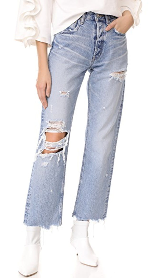 The Loa Wide Leg Jeans