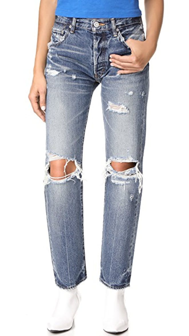 The Tylar Straight Leg Jeans