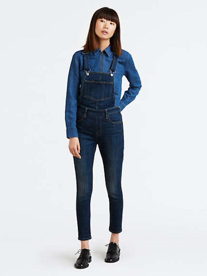 The Skinny Overalls
