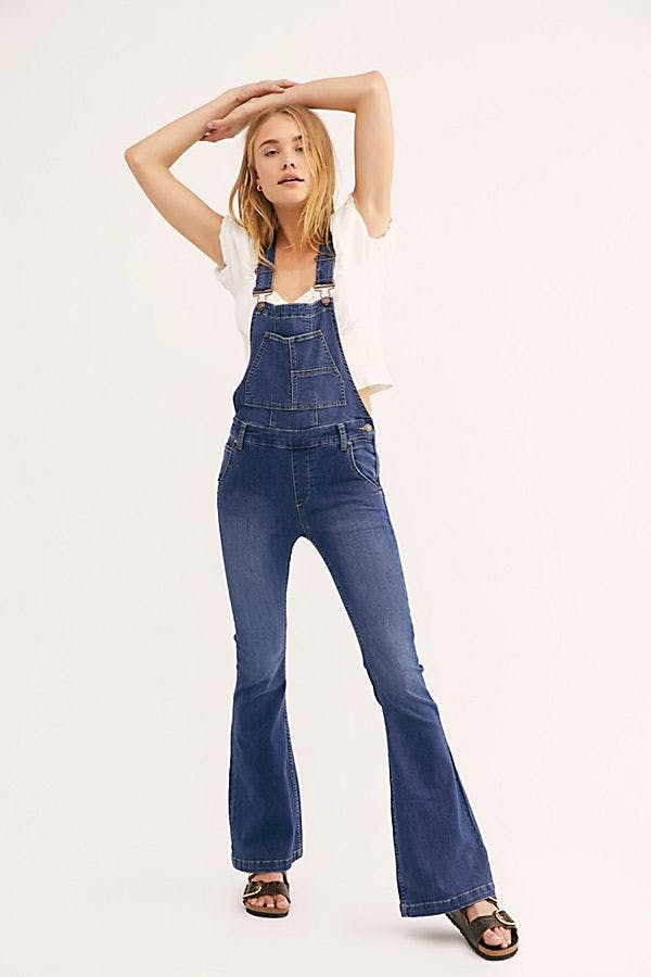 The Carly Flare Jumpsuit