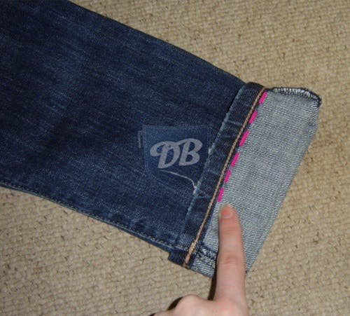 , sewing jeans, tailoring jeans