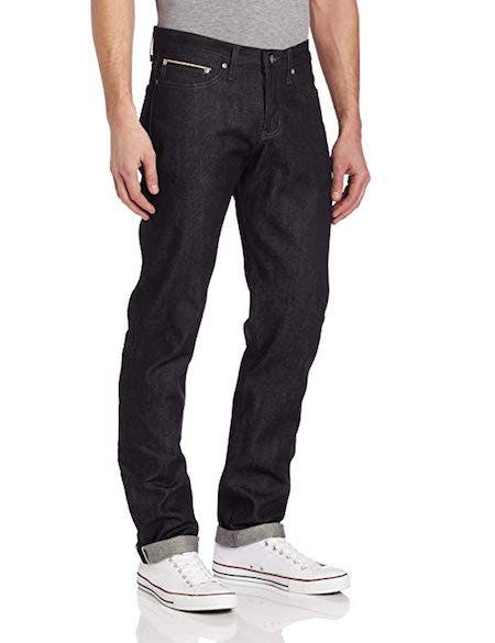 Men's WeirdGuy Jean In Left-Hand Twill Selvedge