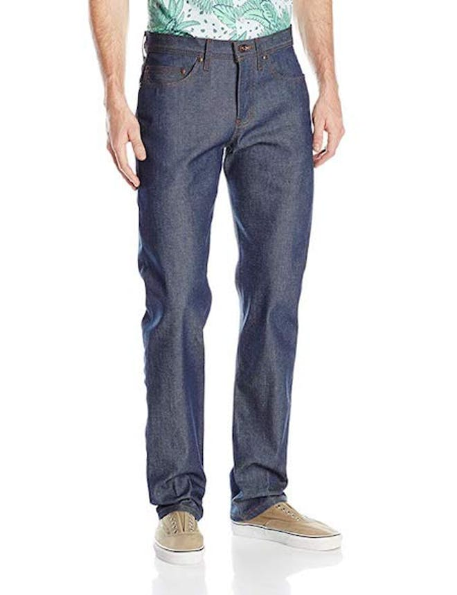 Men's Weirdguy Tapered Fit Jean | Natural Indigo Selvedge