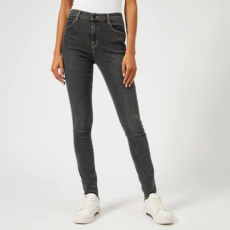best high waisted jeans, j brand high waisted jeans