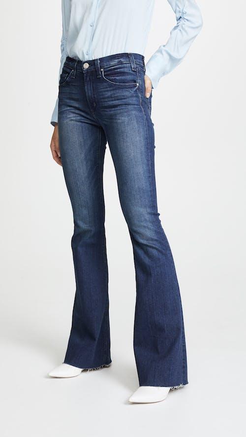 Majorelle Flare Jeans