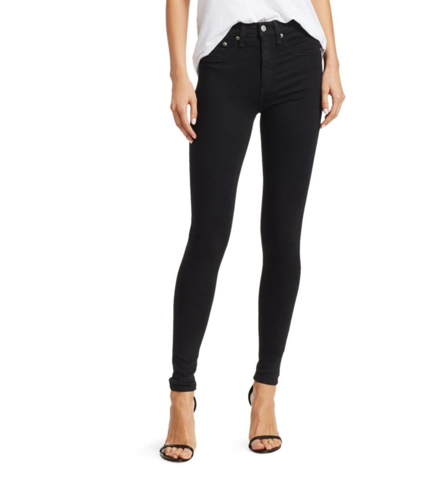 legging jeans, rag and bone
