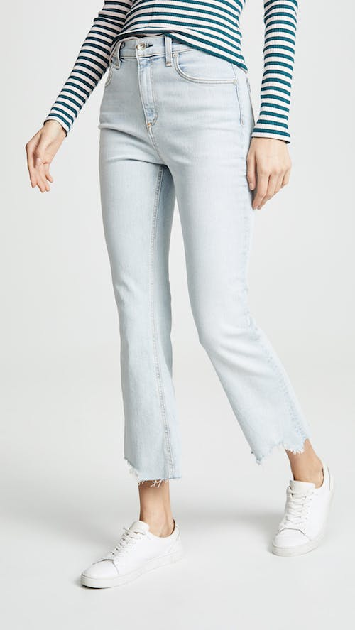 highrise cropped rag and bone