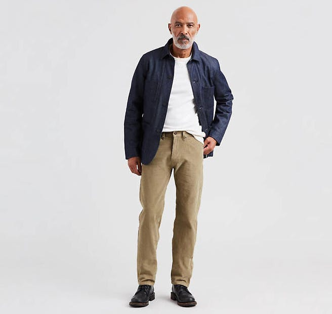 Regular Fit Corduroy Pants