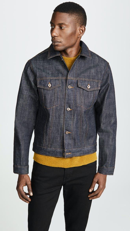 Naked and Famous Denim Jacket