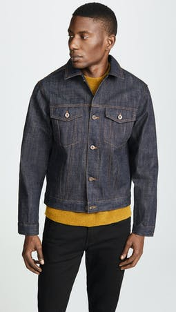 Naked and Famous Denim Jacket