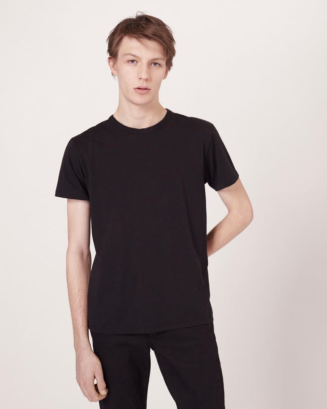 Not too slim Black T shirt