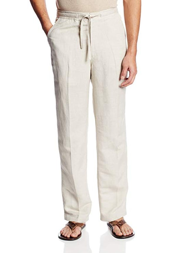 Mens Drawstring Pants